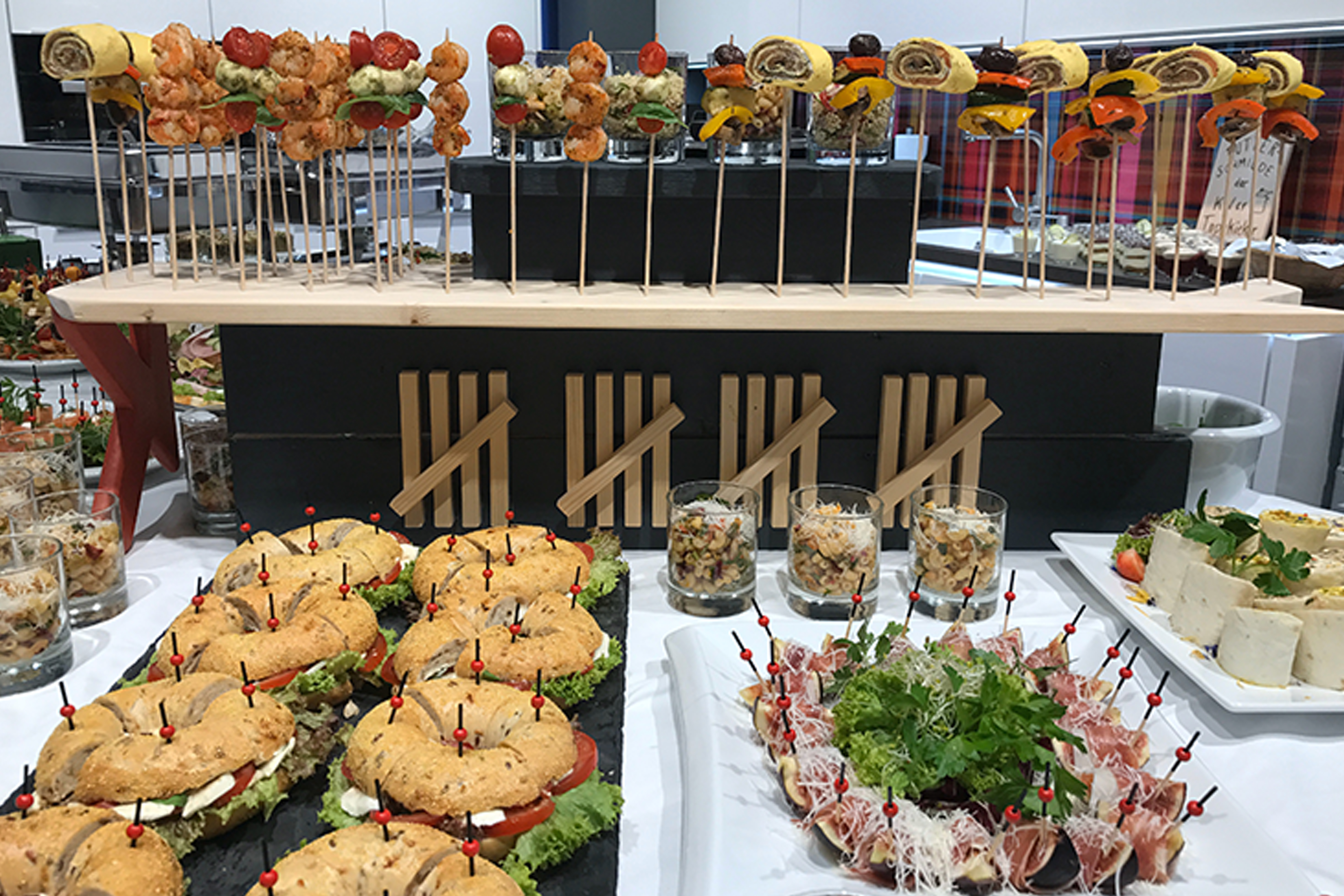 PaCoS-Catering Fingerfood-Buffet