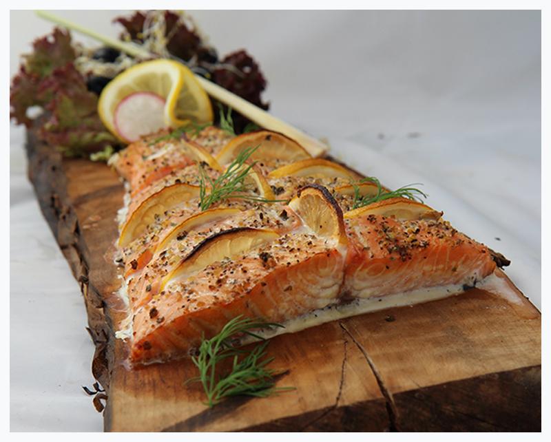 PaCoS-Catering Fisch-Buffet