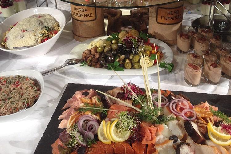 PaCoS-Catering Buffet Festbuffet