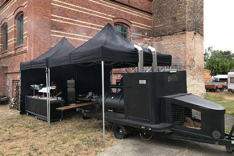 PaCoS-Catering Smoker